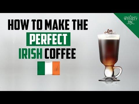🍀 How To Make The Perfect Irish Coffee
