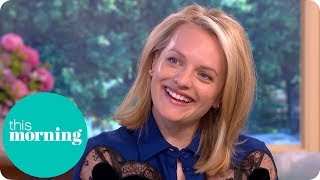 Elisabeth Moss Talks 'The Handmaid's Tale' | This Morning