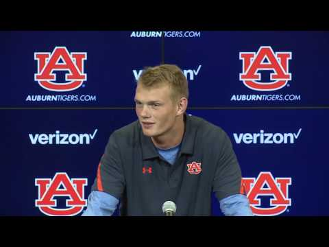 Daniel Carlson reflects on trick play against Arkansas State