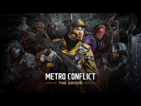 [Fantasy World Gamer] Metro Conflict The Origin