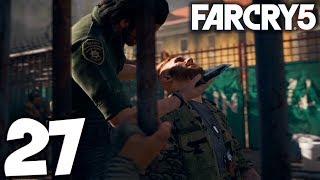 Far Cry 5. Прохождение. Часть 27 (Поубивал своих)