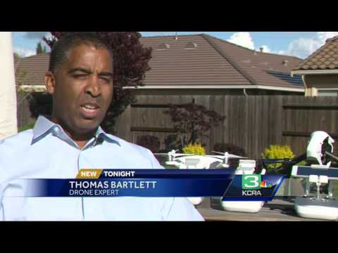 Officials ban drones in Sacramento County parks