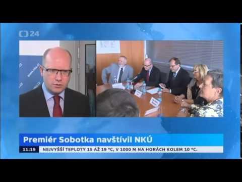 B. Sobotka: Návrh novely NKÚ