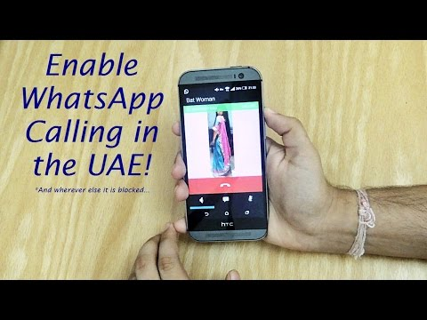 How to Unblock WhatsApp Calling! (UAE and Others) [No Root] - YouTube