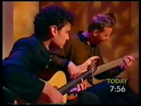 Rare Guitar Video: Slava Grigoryan plays Deve Se Amor by Baden Powell
