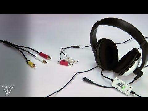 ear force xl1 hookup