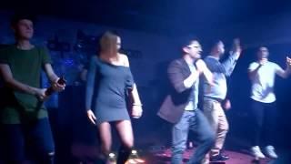 DJ Baur выступил в Шымкенте