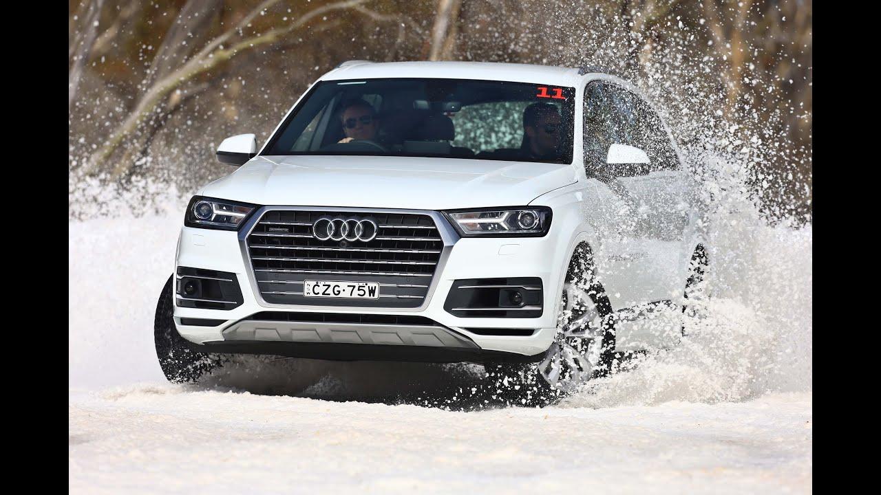 audi quattro snow driving experience