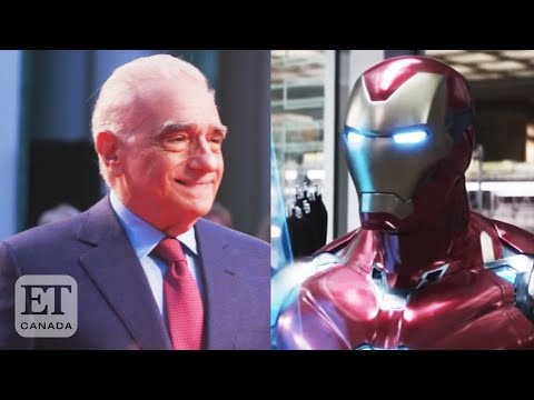 Martin Scorsese Compares Marvel Movies to Theme Parks: 'That's Not Cinema'