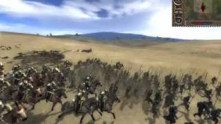 Repeat youtube video Third Age Total War: Mordor vs High Elves Multiplayer