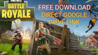 FORTNITE ANDROID BETA APK. DOWNLOAD FREE.