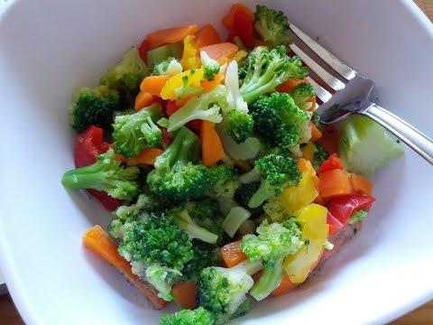 Капуста брокколи варёная - калорийность, полезные свойства