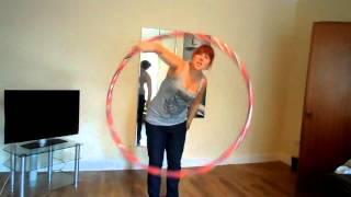 Hula Hoop Dance Routine | Learn A Fun Hoop Dance Sequence