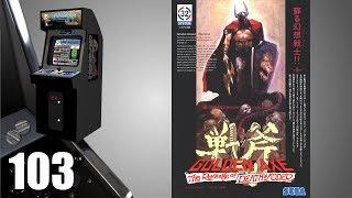 Golden Axe: The Revenge of Death Adder [103] Arcade Longplay/Walkthrough/Playthrough (FULL GAME)