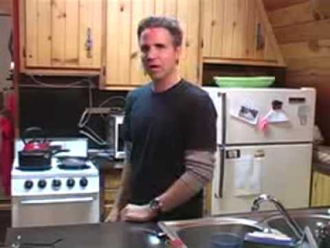 Martin Zellar Cooking Demonstration