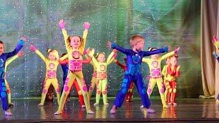Студия современного танца ансамбля