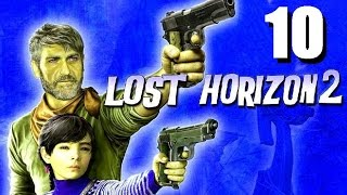 Lost Horizon 2 Walkthrough ENGLISH - Part 10 Treasure Hunt, Stone Rings, Spinning the Shields