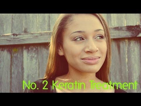 Keratin Hair Treatment Before & After (#2) thumbnail