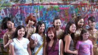 the wonder girls in new orleans! Thumbnail