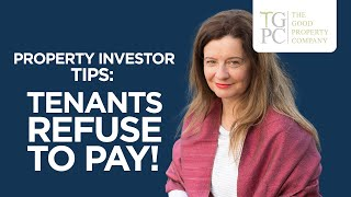 What do we do when tenants do not pay? The Answer is here!