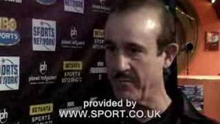 Enzo Calzaghe on Hopkins