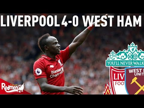 'Mane Gets A 10!' | Liverpool 4-0 West Ham | Player Ratings