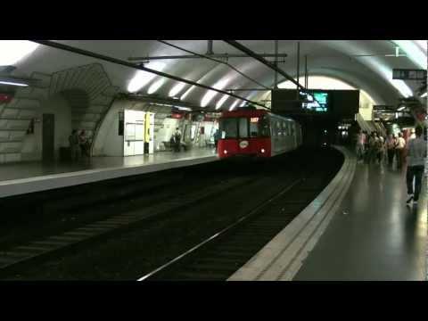 Barcelona Metro: TMB (Transports Metropolitans de Barcelona)