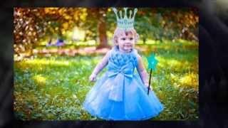 Детское слайд-шоу - плейкаст - фотоклип поздравление на 1 год - доченька моя