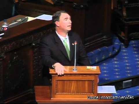 Representative Bradford R. Hill, Minority Whip of the Massachusetts House of Representaives