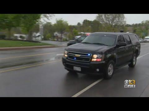 Manhunt Underway For Suspect In Fatal Glen Burnie Shooting