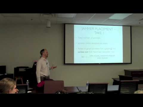 John Shea - Formation Control and Attack for Networked Autonomous Vehicles