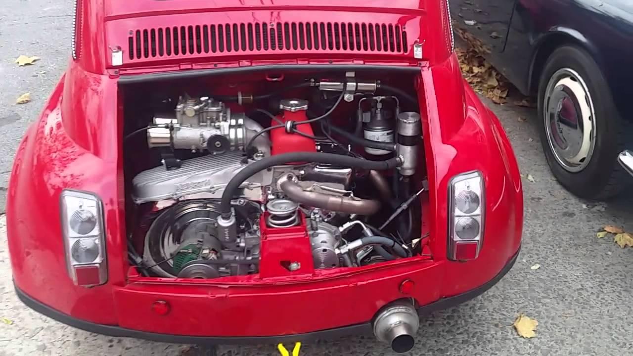 Fiat 500 Elaborata