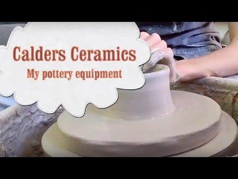 My Pottery Equipment