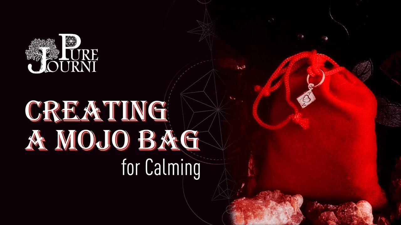 Want to Make Your Own Mojo Bag?