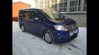 Honda Stepwgn (Хонда Стэпвэгон), 2012 г. (Spada).  Без пробега по РФ.  Передан...