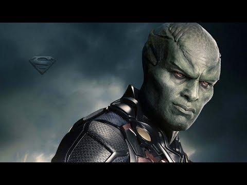 Supergirl CW Soundtrack - Martian Manhunter Theme