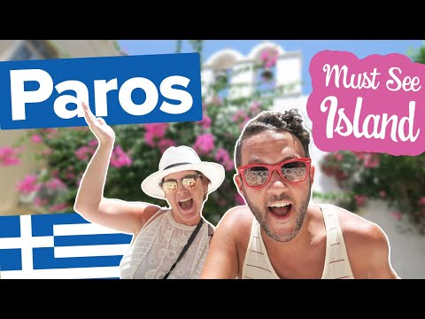 Welcome to Paros, Greece🇬🇷 Is it the Best Greek Island? Things to do in Paros & Antiparos
