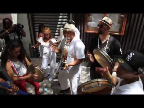 BombaYo Puerto Rican Day Parade 2013
