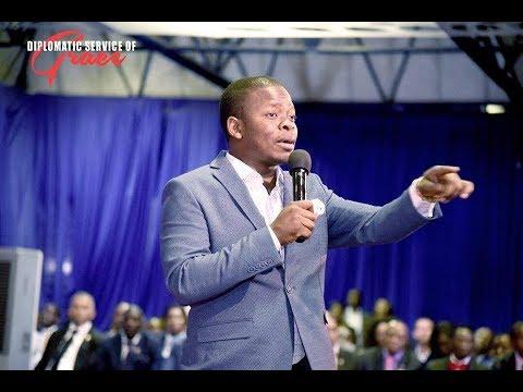 The Dimensions of Grace | Prophet Shepherd Bushiri