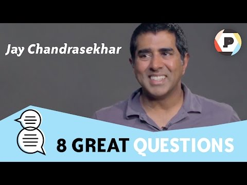 Jay Chandrasekhar director of Super Troopers  8 Great Questions