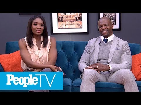 Terry Crews On Playing Chris Rocks Dad On Everybody Hates Chris  PeopleTV  Entertainment Weekly