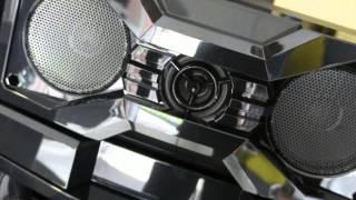 New 2500Watt Panasonic Music System SC-MAX370