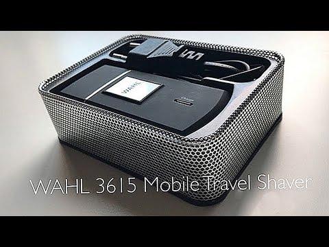 Обзор электробритвы WAHL Moser 3615 Mobile Travel Shaver