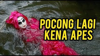 Download video pocong lucu - hantu pocong kepo lagi apes