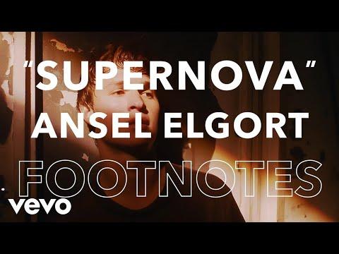 "Ansel Elgort - ""Supernova"" Footnotes"