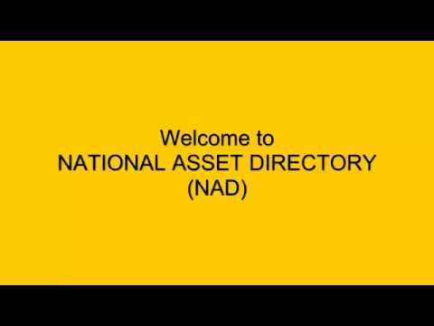 National Assets Directory