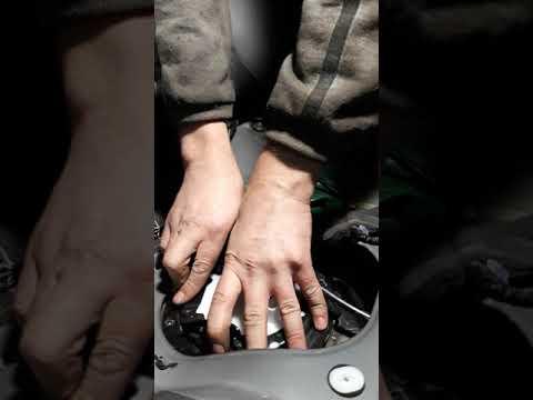 Mazda 6 установка топливного фильтра