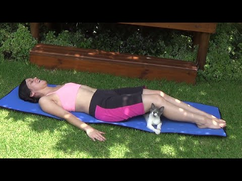 Yoga For Singers - lung capacity & core strength (diaphragm, abdomen, pelvic floor)