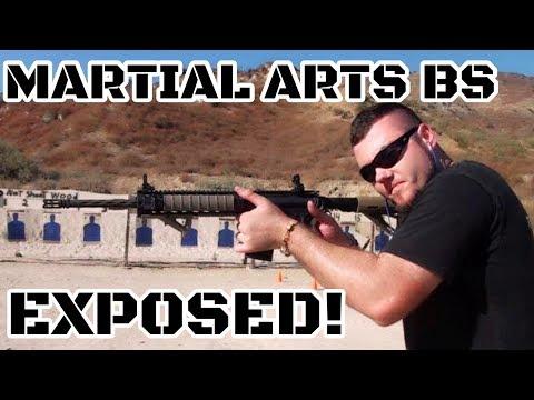 GUN DISARM FAILS! Why MOST 'SELF DEFENSE' is BULLSHIT!