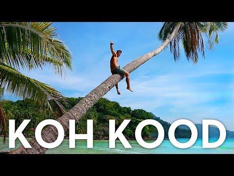 KOH KOOD Thailand Vlog #8